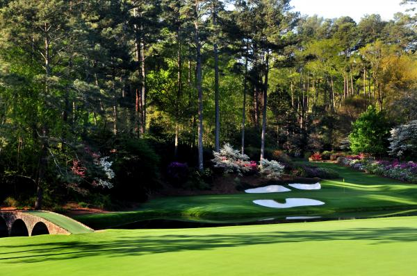Lyle  Huisken - No 12 at Amen Corner