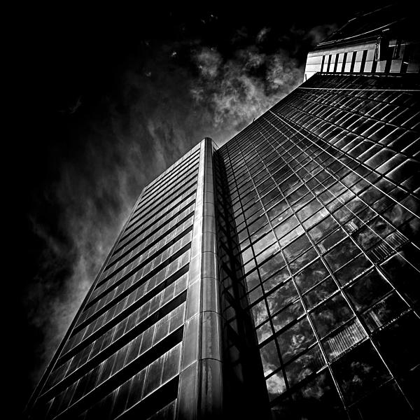 No 123 Front St W Toronto Canada Print by Brian Carson