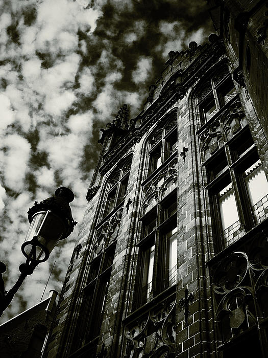 Connie Handscomb - Noir Moment In Brugges