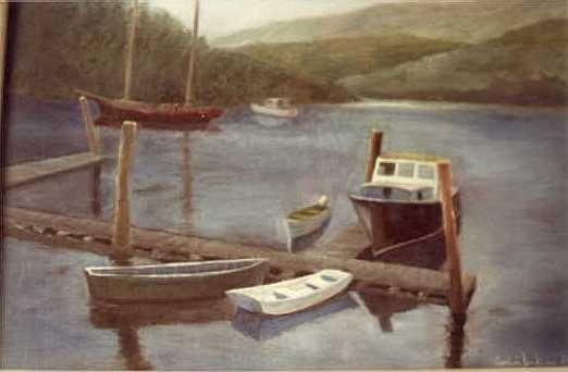 Fred Jinkins - Northeast Harbor Maine