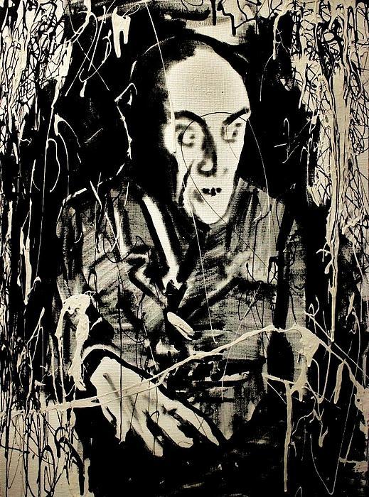 Nosferatu Print by Michael Kulick
