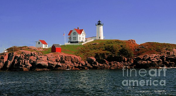 Kathleen Struckle - Nubble Lighthouse-Cape Neddick