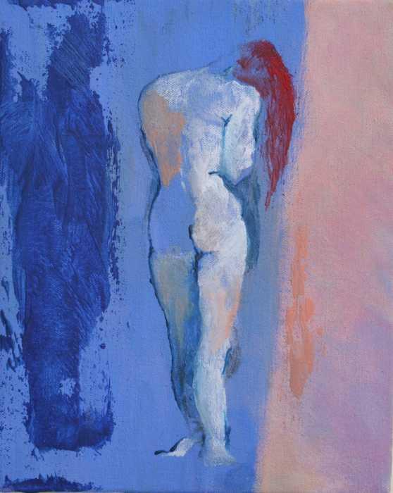 Victoria Sheridan - Nude
