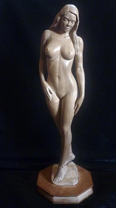 monstor nude boobs white