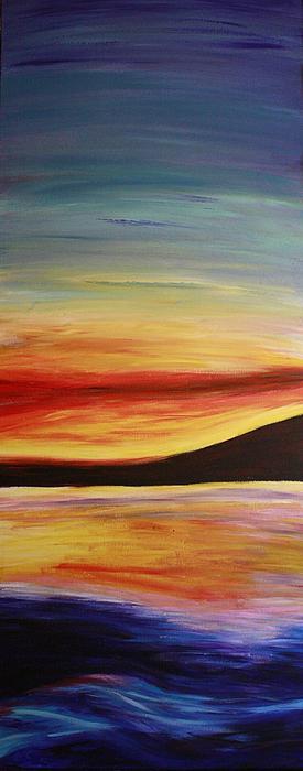 Rebecca Schoof - Ocean Sunset