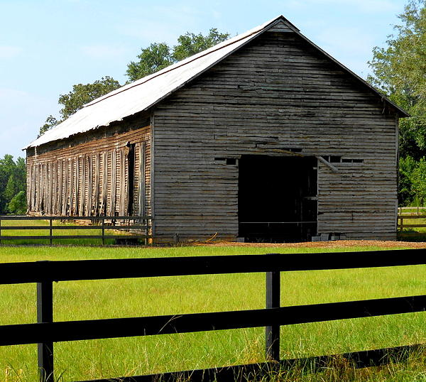 Kay Gilley - Old Barn on SR 12