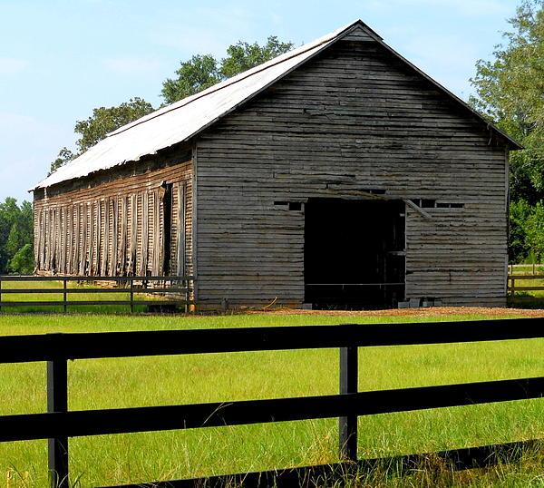 Kay Gilley - Old Barn on SR 12