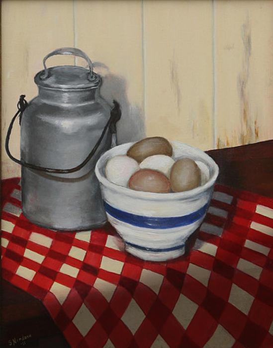 Sandra Nardone - Old Fashioned Breakfast