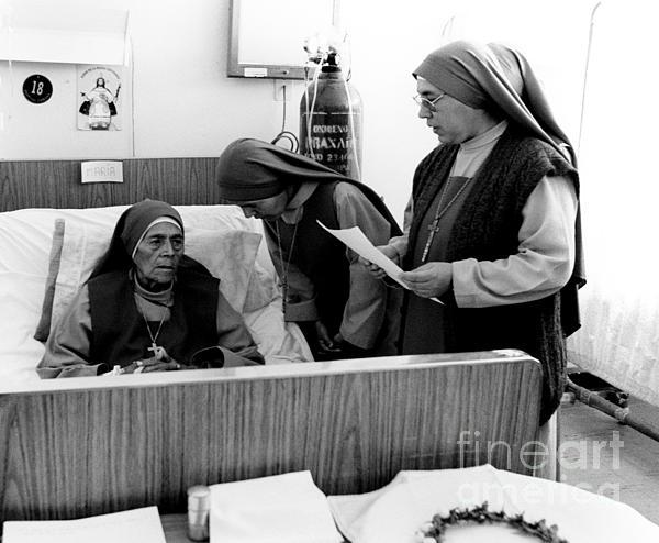 Finn Byrum - Old Nun