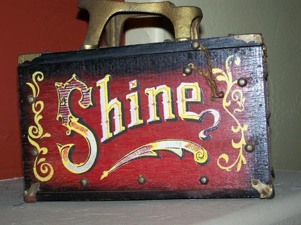 Luxury Shoe Shine Kits | Mister Crew