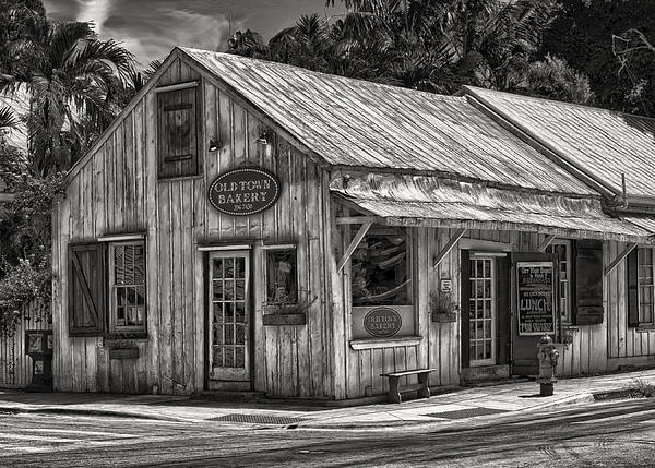 Old town bakery key west circa 1877 1977 by frank j benz for Classic house bakery