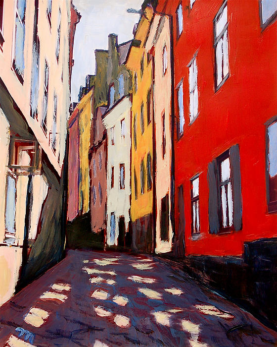 Marianne Beukema - Old Town Stockholm