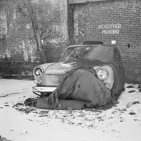 Steve G Bisig - Old VW Squareback