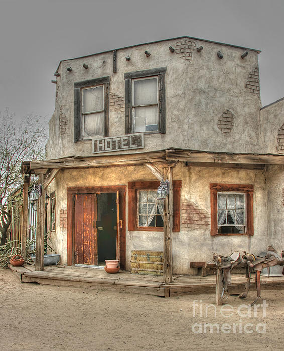 Marcia Fontes Photography - Old West Hotel