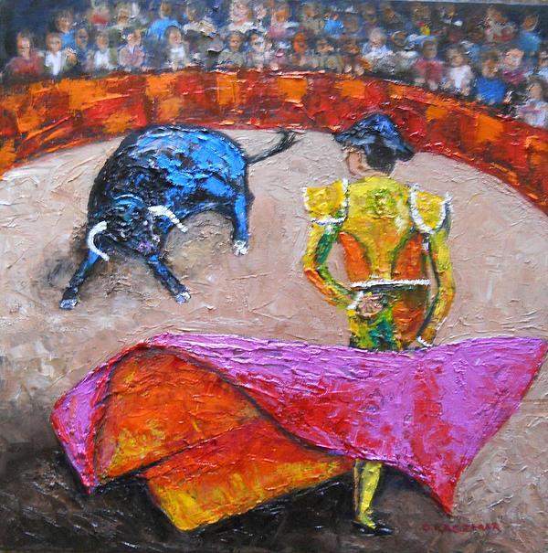 Ole Print by Olga Kaczmar