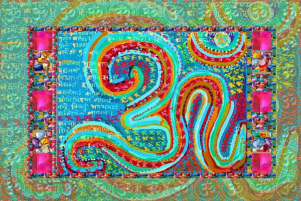 Navin Joshi - Om Mantra OMmantra Symbol Yoga Meditation Spiritual