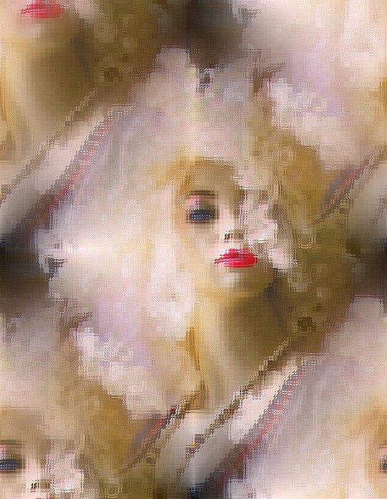 Natalie Ortiz - Ommatidium Mannequin