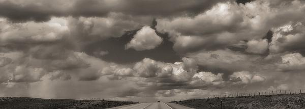 On The Road Again Print by Dan Sproul