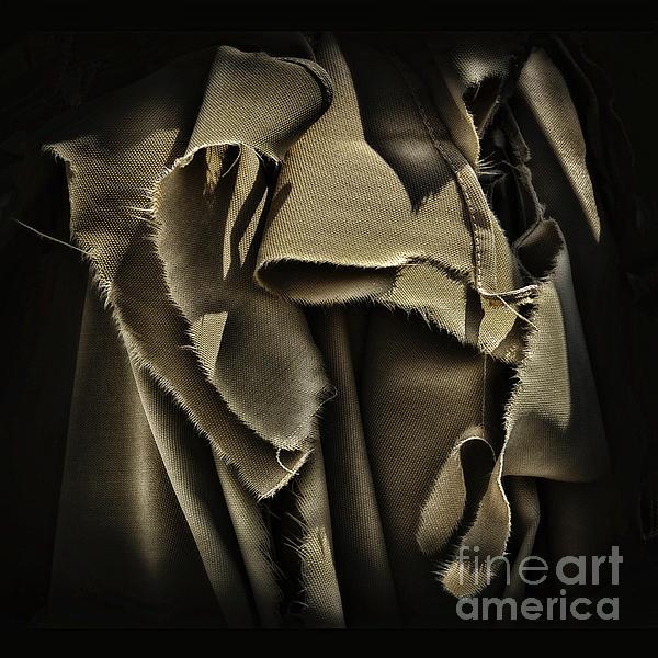 Once In A Torn Dream Print by Walt Foegelle