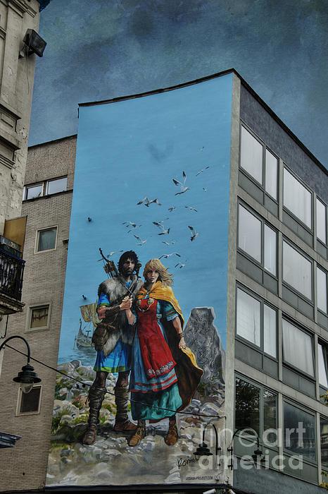 One Wall One Artist Print by Juli Scalzi