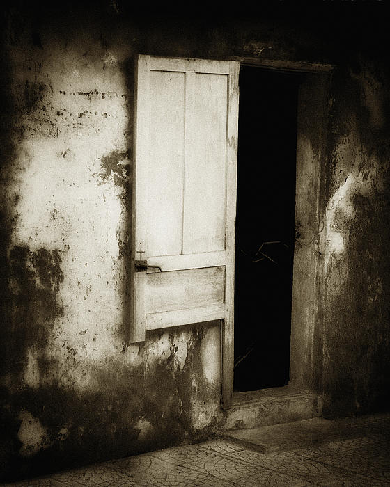 Open Door Print by Skip Nall
