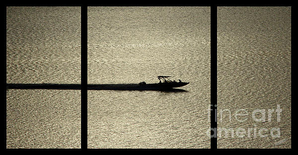 Peter Piatt - Open Waters Triptych
