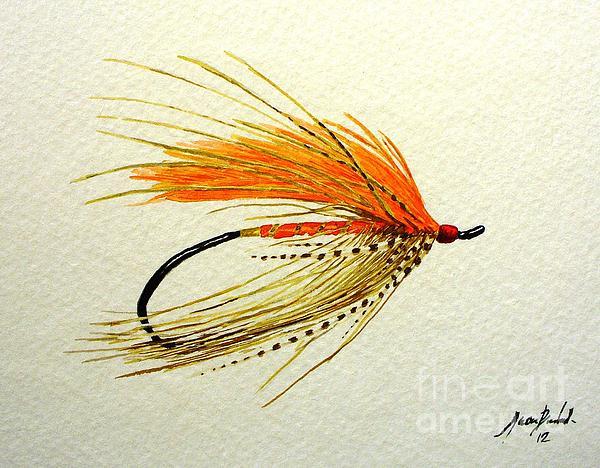 Jason Bordash - Orange Heron