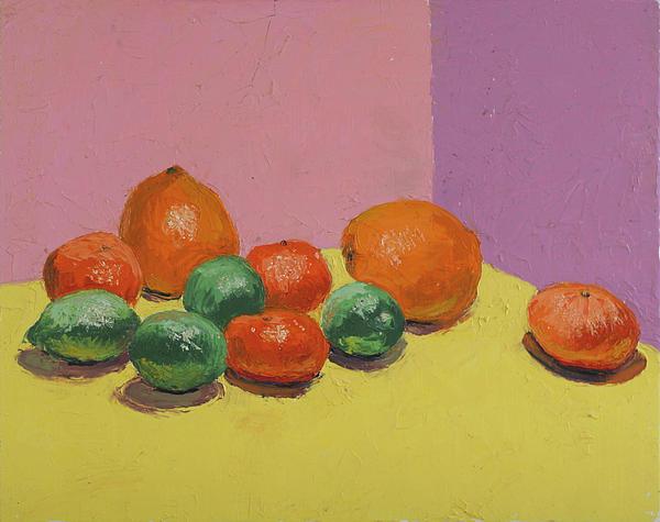 David Zimmerman - Orangoj Kalkoj kaj Mandarino