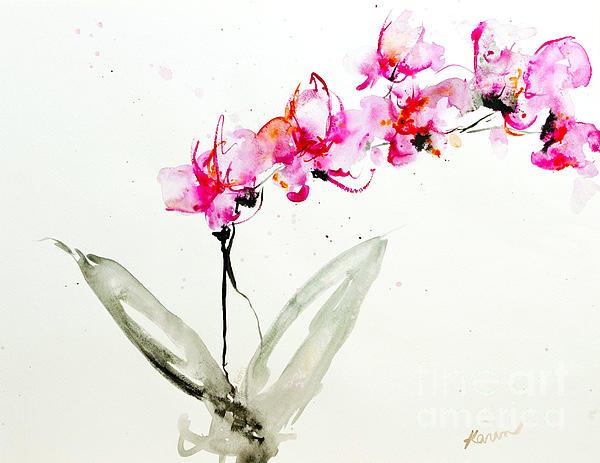 Karin Johannesson - Orchids 2