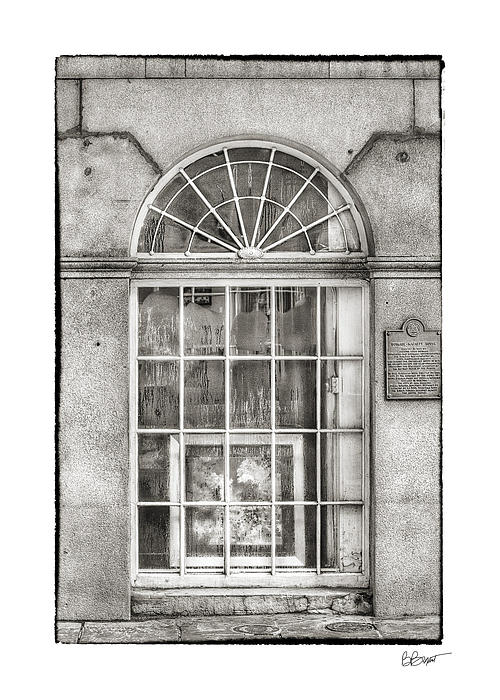 Original Art For Sale In Black And White Print by Brenda Bryant