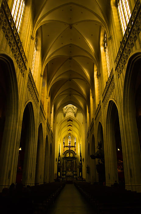 Engeline Tan - Our Ladys Cathedral of Antwerp