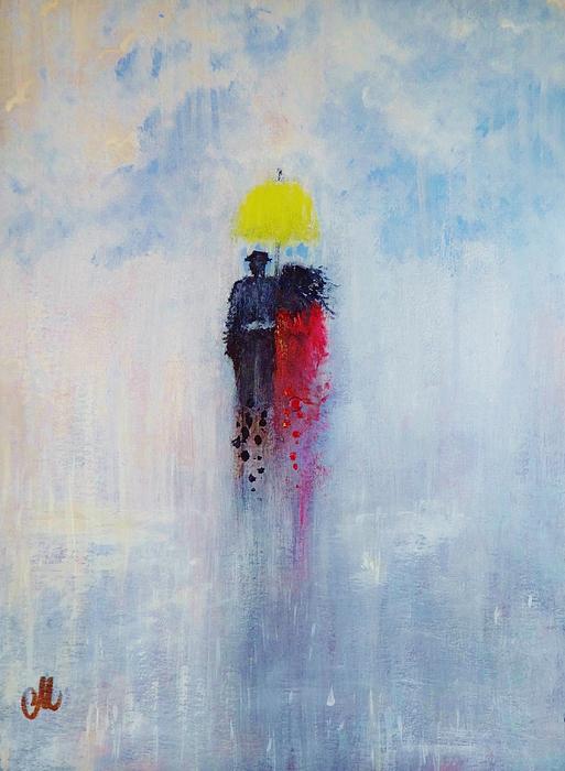 Cristina Mihailescu - Our love and a Summer rain