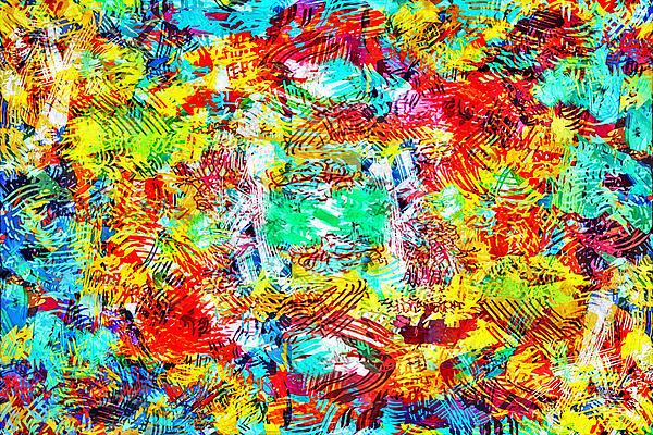 Outburst Print by Steven Llorca