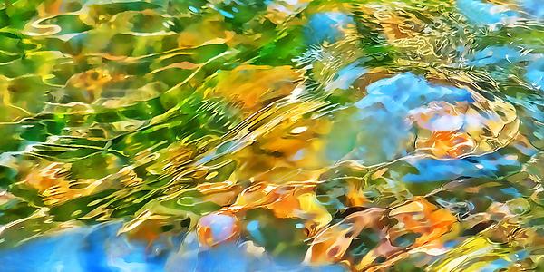 Terril Heilman - Over The Rocks Softly