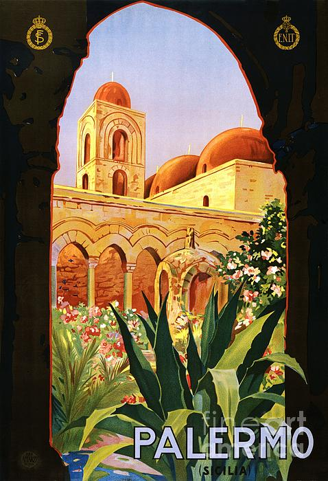 Palermo Print by Pg Reproductions