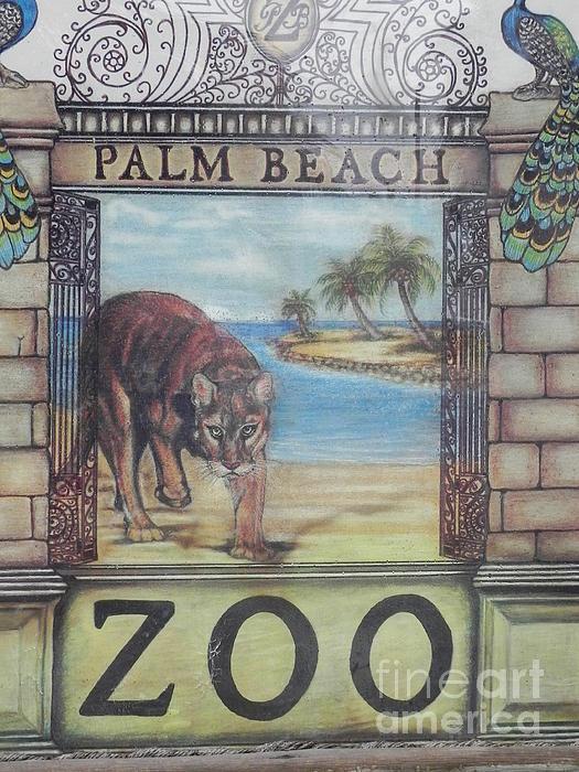 Chrisann Ellis - Palm Beach Zoo