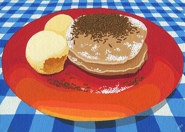 Meg Shearer - Pancakes week 15
