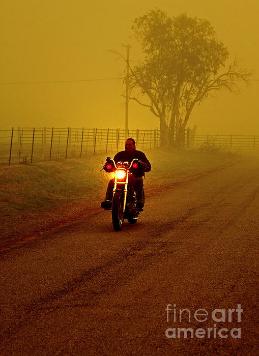 Robert Frederick - Panhandle Dust Storm