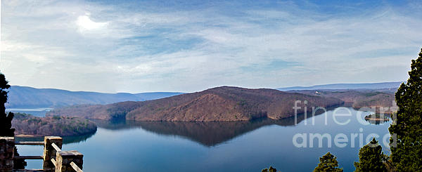 Tom Gari Gallery-Three-Photography - Panoramic view of Raystown LAke