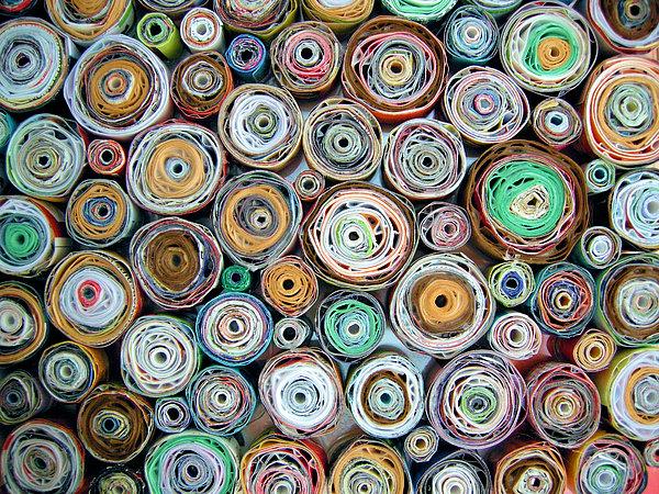 Barbara Drake - Paper Rounds