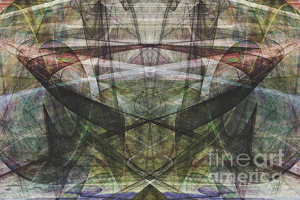 Parallel Universe 20130615v2 Print by Wingsdomain Art and Photography