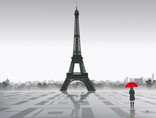 Carolina Matthes - Paris