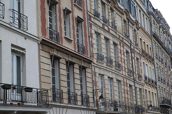 Paris France - Street Scenes - 011357 Print by DC Photographer