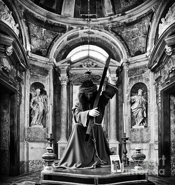 Passion Of Christ Print by Jose Elias - Sofia Pereira