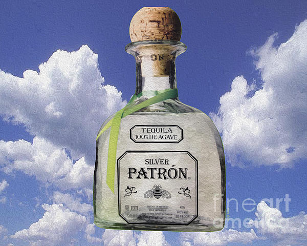 Patron Print by Cheryl Young