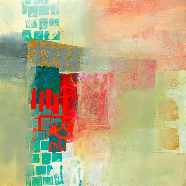 Pattern Study #2 Print by Jane Davies