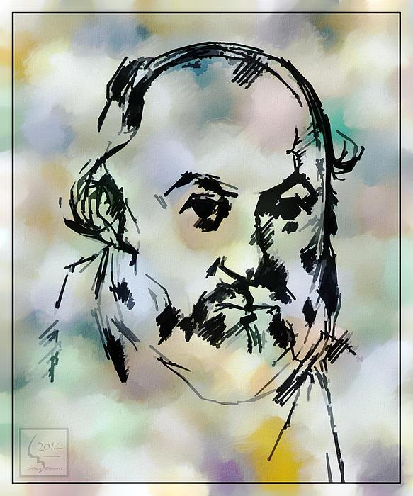 Ante Barisic - Paul Cezanne