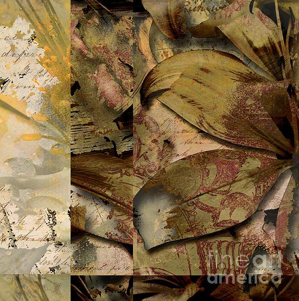 Peace II Print by Yanni Theodorou