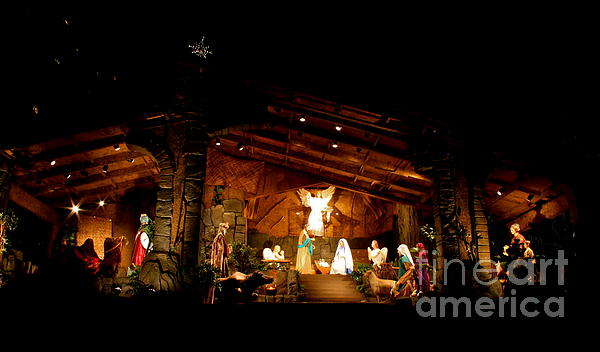 Peace On Earth Print by Jay Nodianos