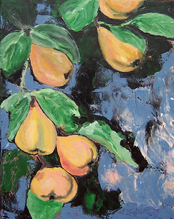 Krista Ouellette - Pears
